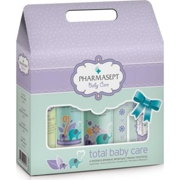 Total Baby Care 4 Essential Babycare Products