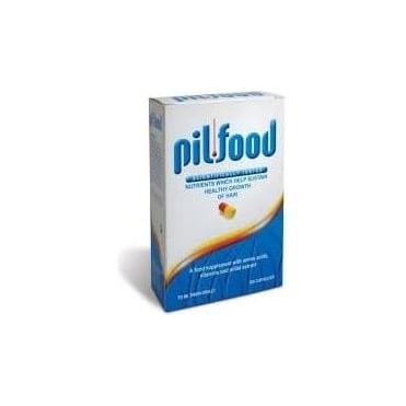 Pilfood Supplement for Nails and Hair 100caps
