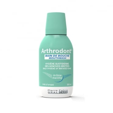 Arthrodont Mouthwash for Gingivitis and Sore Gums 300ml