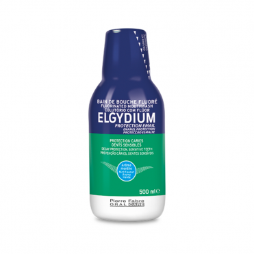Elgydium Oral Solution with Fluoride 500ml
