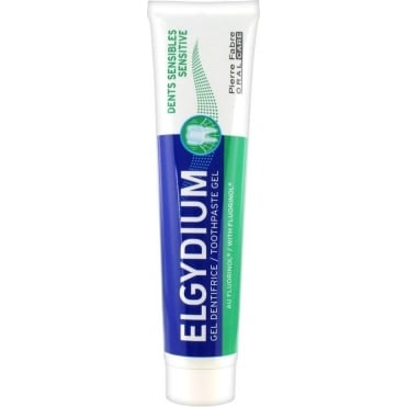 Elgydium Sensitive Teeth Toothpaste Gel 75ml