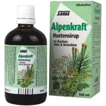 Alpenkraft Herbal Cough Syrup 100ml