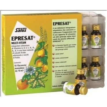Epresat Multivitamin Ampules 10x10ml