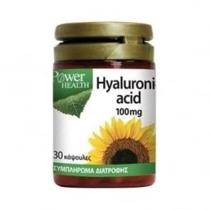 Hyalouronic Acid 100mg 30caps