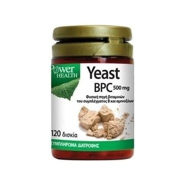 Power Yeast 120tabs