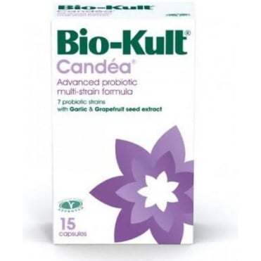 Bio-Kult Candea Advanced Probiotic Multi-Strain Formula 15caps
