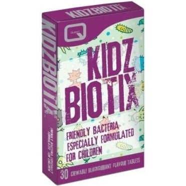 Kidz Biotix Chewable 30tbs