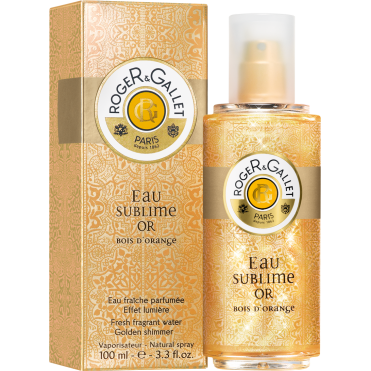 Eau Sublime Or Bois D' Orange Fragrant Water 100ml