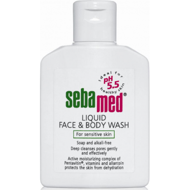 Liquid Body & Face Wash 200ml