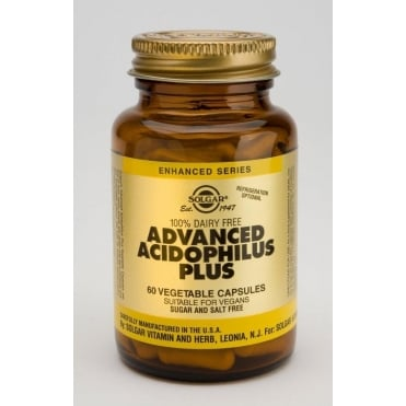 Advanced Acidophilus Plus 60vegicaps