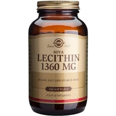 Lecithin 1360mg 100softgels