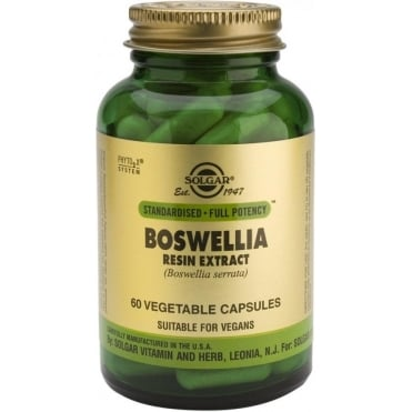 SFP Boswellia Resin Extract 60vegicaps