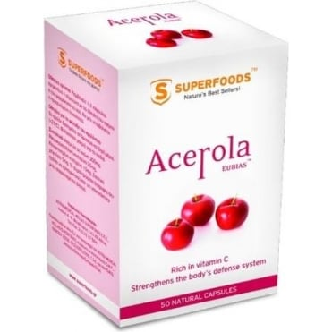 Acerola 300mg 50caps