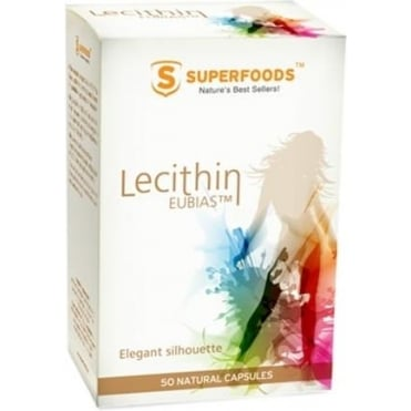 Lecithin 500mg 50caps