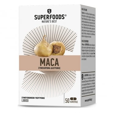Maca 300mg 50caps