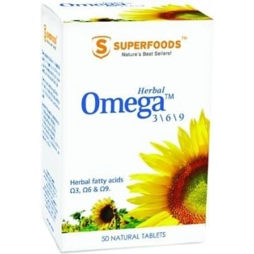 Natural Fatty Acids Omega 3,6,9 500mg 50caps