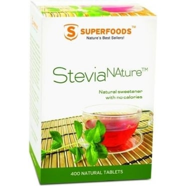 Stevia Natural Sugar Substitute 50mg 400tbs