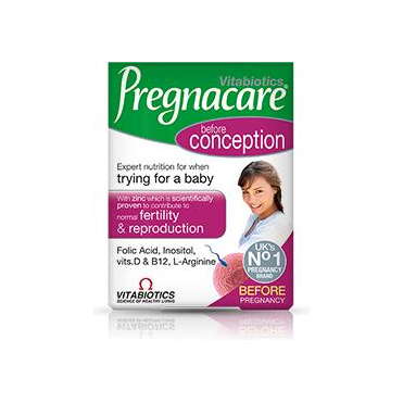 Pregnacare Conception 30tabs