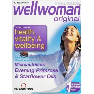 Wellwoman Original 30caps