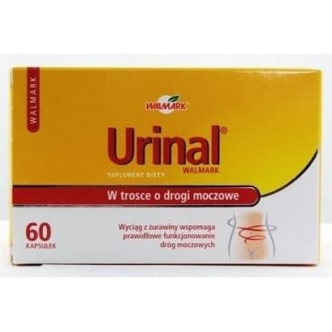Urinal Food Supplement 60caps