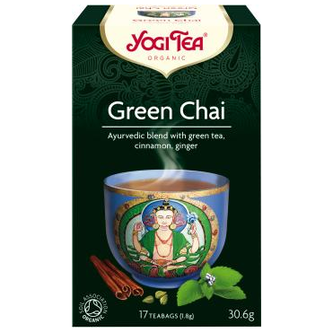 Green Chai 17pcs