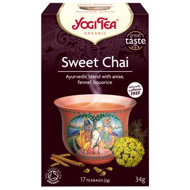 Sweet Chai 15pcs
