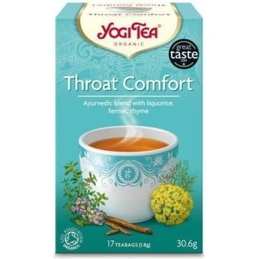 Throat Comfort 17pcs